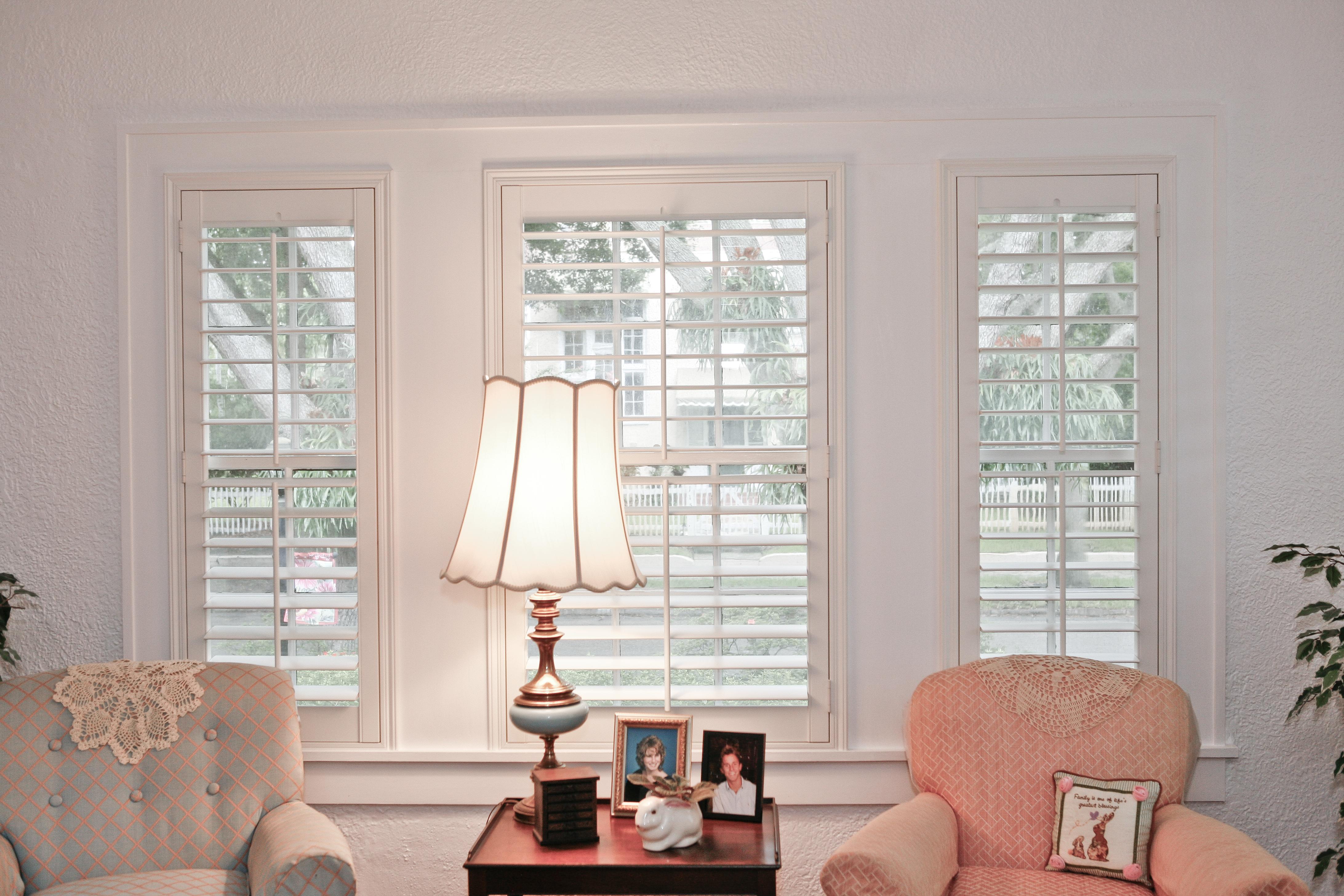 Window Blinds Shades & Shutters Land O\' Lakes, FL | Nature Coast