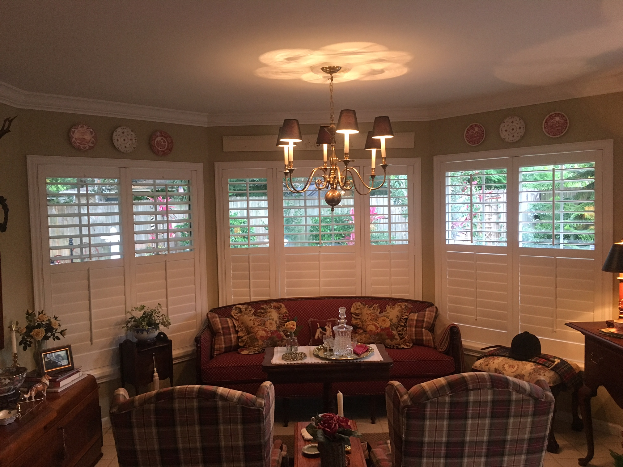 Clearwater, FL Shutters, Shades & Blinds