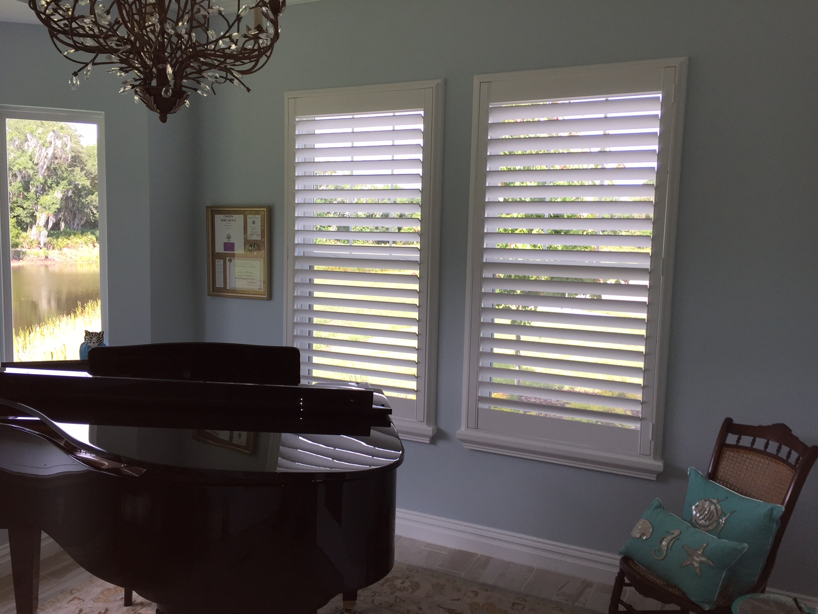 Palm Harbor, FL Window Shutters, Blinds & Shades